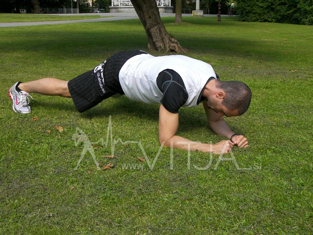 Trening za celo telo v naravi 1 5