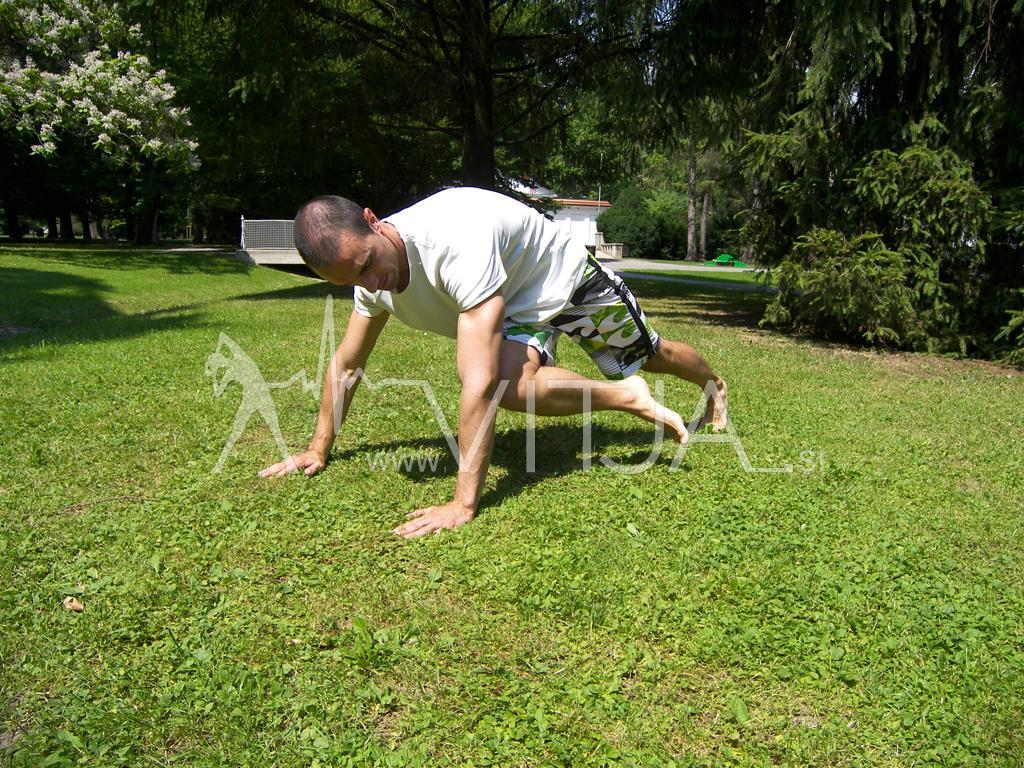 VIDEO: Popoln trening za celo telo brez uteži v naravi 5