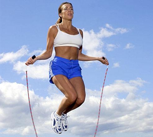 Naučite se skakati s kolebnico 2