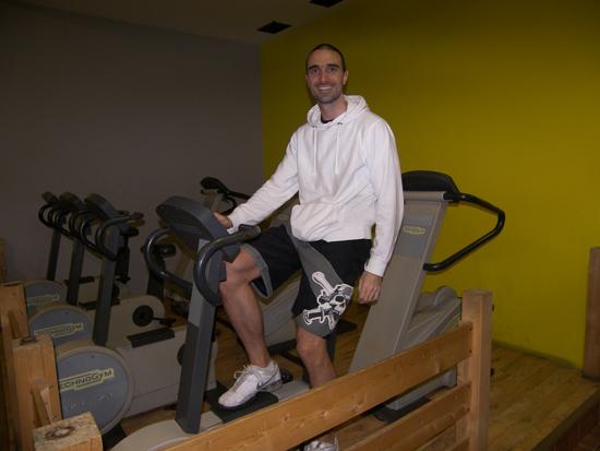 trening na kolesu