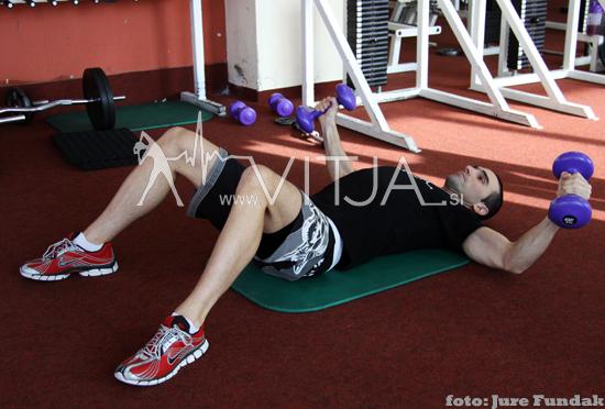 trebušne mišice