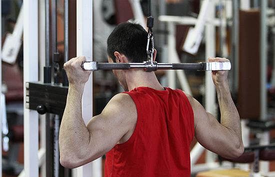 hrbtne mišice