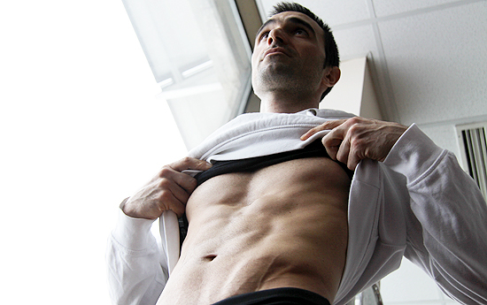 trening za izklesano telo