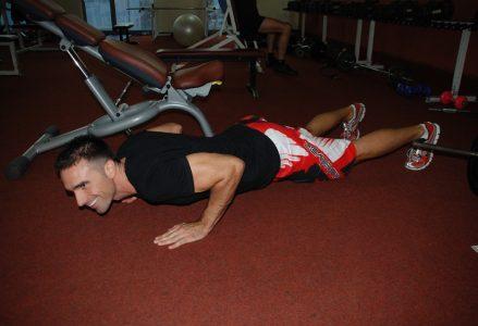 VIDEO: Primer VISOKO INTENZIVNEGA treninga z utežmi