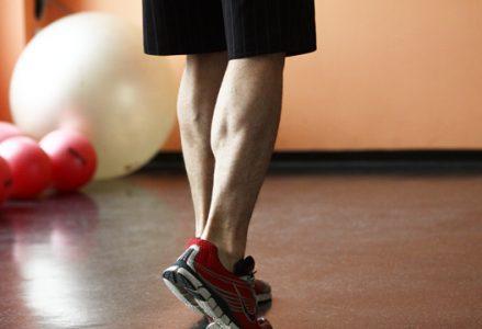 VIDEO: Noge brez razvitih meč, so kot…