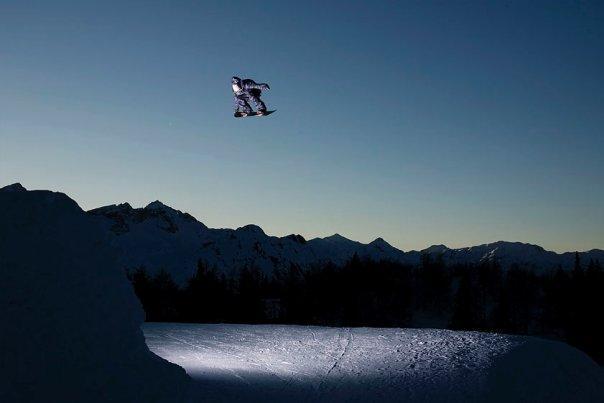 Rene Strgar; deskanje na snegu: Zaradi uspešne rehabilitacije kolena, sem se lahko vrnil na tekmovanja... 1