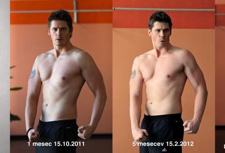 Boštjan Bračič: PREOBRAZBA POLETJA!!! 10 mesecev BEFORE/AFTER