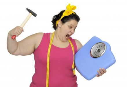 Upam, da sedaj razumete: Zaradi maščob ne boste debeli!