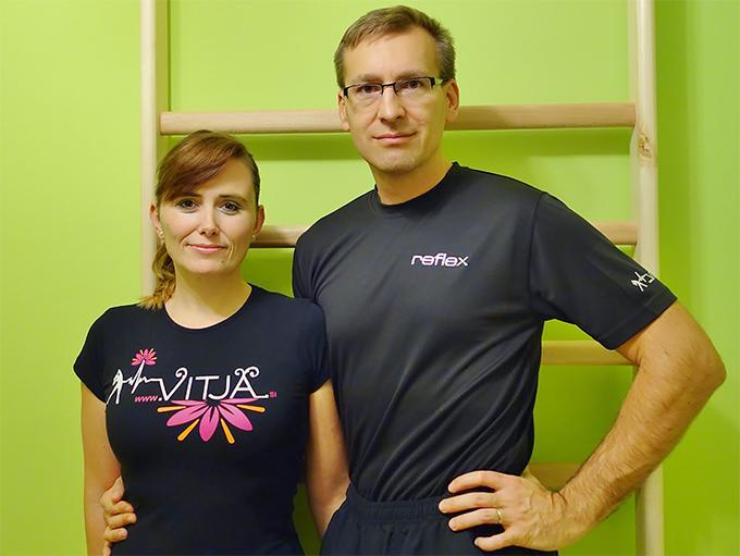 Aleksander Tušek in Tanja Zorjan Tušek: Čas za spremembo 1