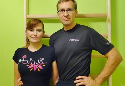 Aleksander Tušek in Tanja Zorjan Tušek: Čas za spremembo