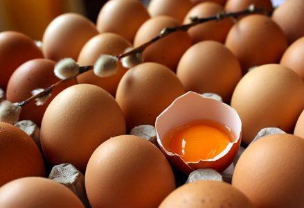 Ali poznate velike skrivnosti o jajcih?