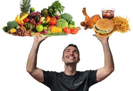 Zelenjava ali hamburger? To je sedaj vprašanje…