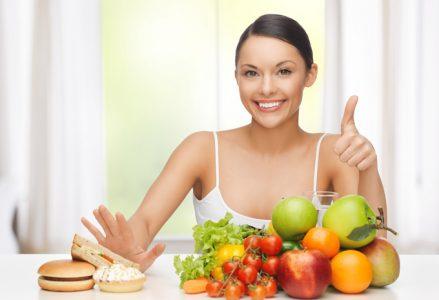 Najboljša dieta je…