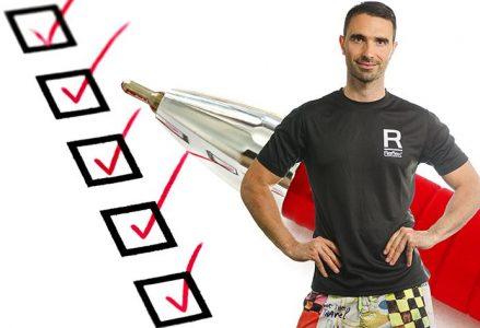 10 temeljnih pravil za uspešno preoblikovanje telesa