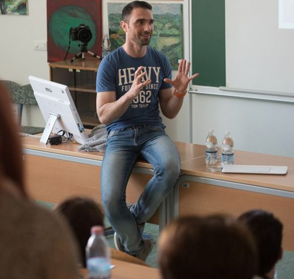 predavanje za skupino