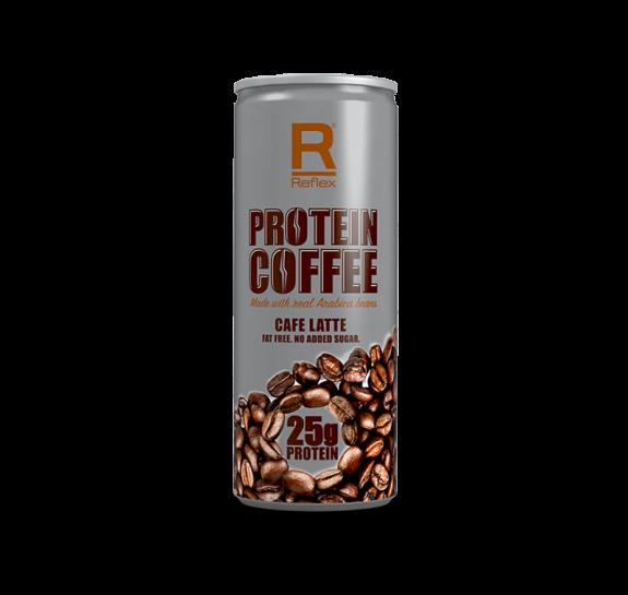 reflex proteinska kava