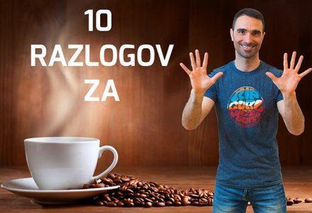 Je kofein dober ali slab?