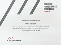 Poliquin Performance Specialist