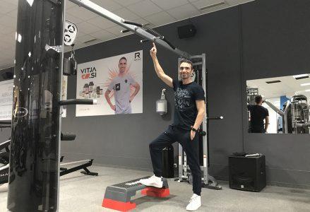 Visenje za zdrava ramena