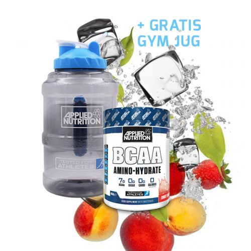 BCAA Amino Hydrate + GRATIS GYM JUG