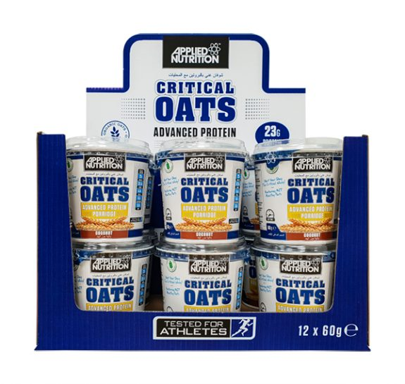 critical oats box