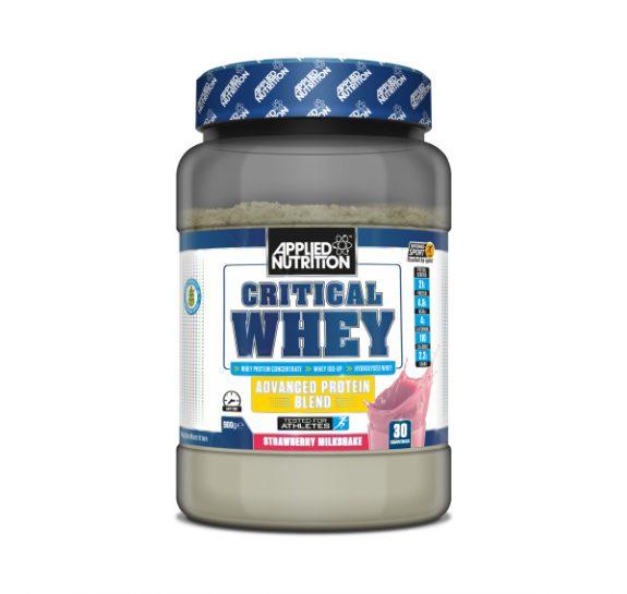 critical whey 900g