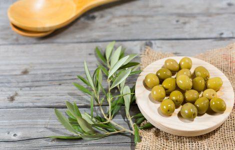 """Olive - edinstven sadež za izgubo odvečnih """"obročev"""" 1"""