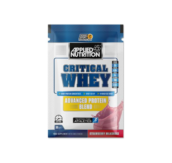whey sample