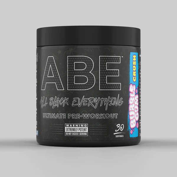 Abe 315g preworkout 6