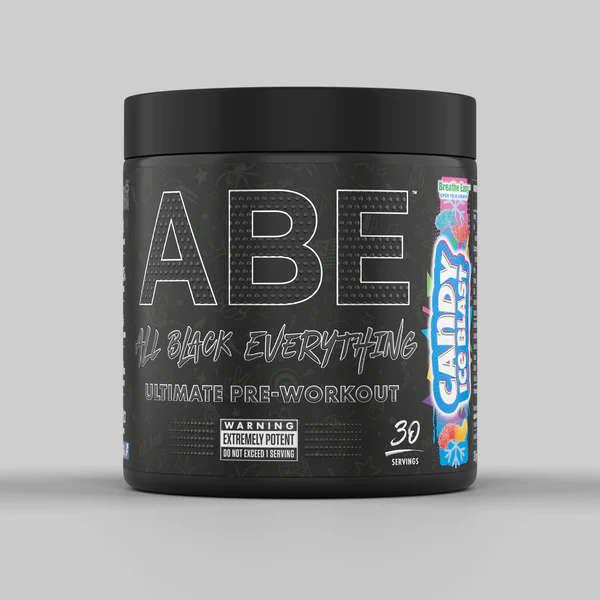 Abe 315g preworkout 3