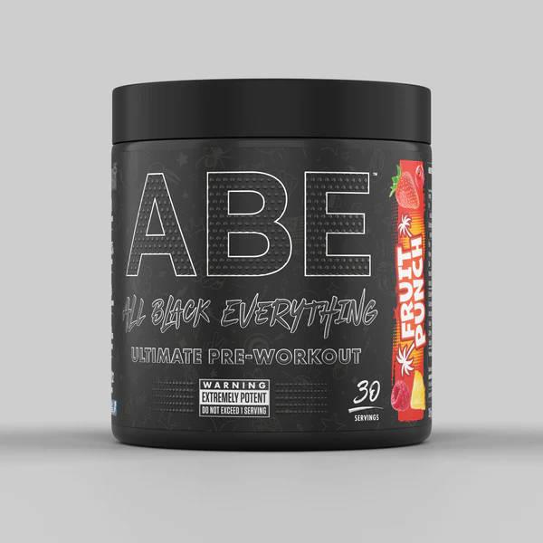 Abe 315g preworkout 1