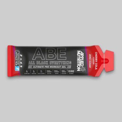 abe gel-cherry cola