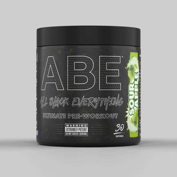 Abe 315g preworkout 5
