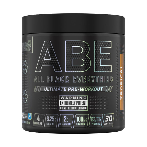 Abe 315g preworkout 4