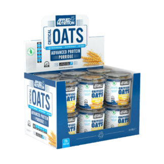 oats 12x60g golden sirup