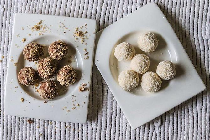 kokosove proteinske kroglice