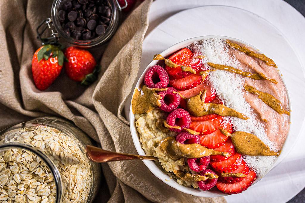 beljakovinski zajtrk